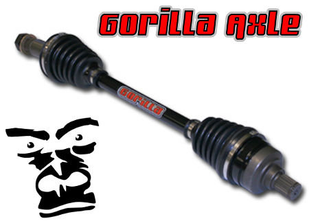 Gorilla Heavy Duty Axle for 11-13 RZR 900 XP Front (Left or Righ