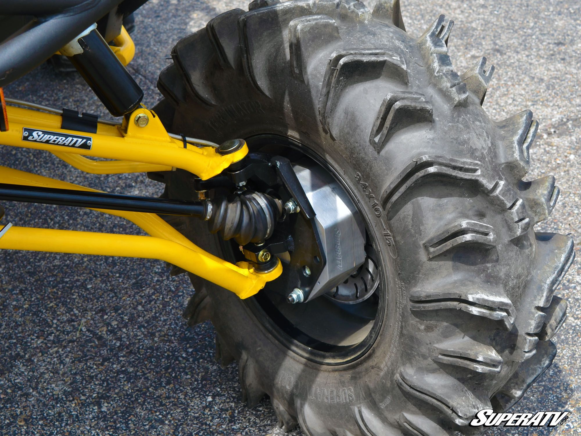 "Can-Am Commander 4"" Portal Gear Lift"