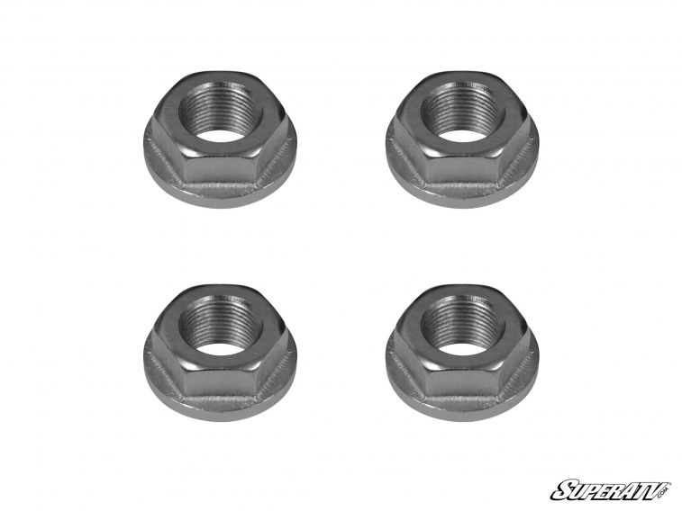 Can-Am Maverick Gear Lift Recessed Nut Kit