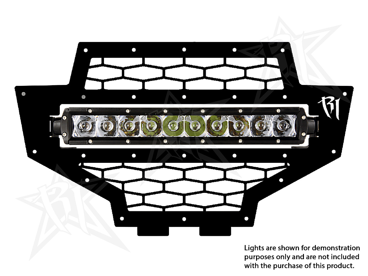 2012 Polaris RZR LED Grille