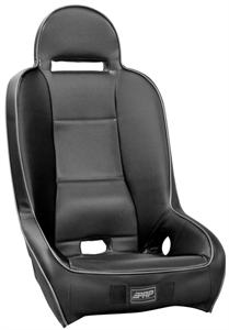 PRP Grand Prix Seat Carbon Fiber Black, Extra Wide for RZR