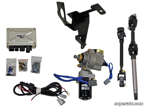 EZ-Steer Power Steering Kit - Polaris Ranger 500/700