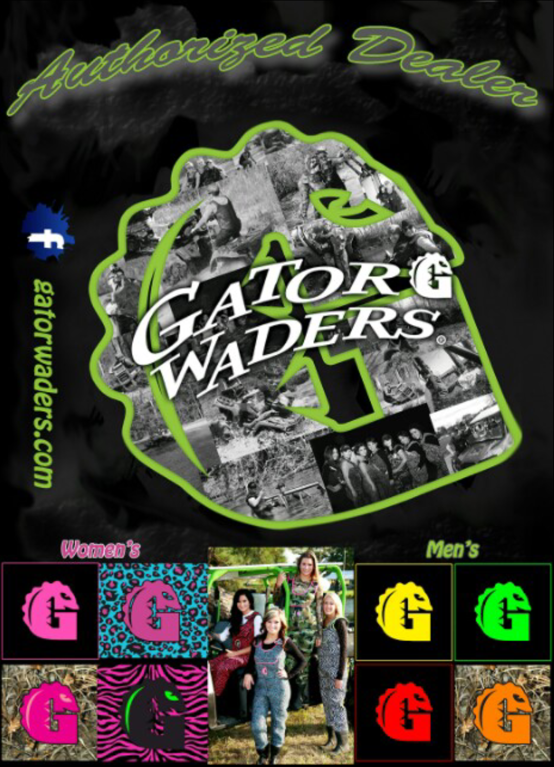 Gator Waders - Men & Women
