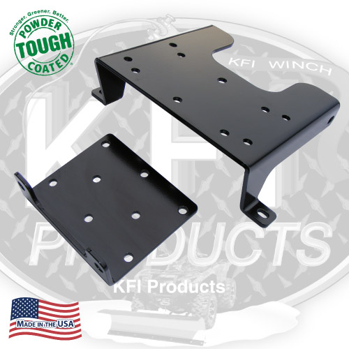 KFI Winch Mount Bracket for Can-Am Commander