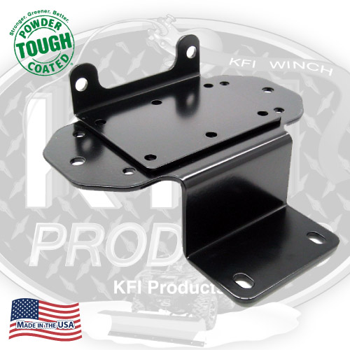 KFI Winch Mount Bracket for Yamaha Rhino