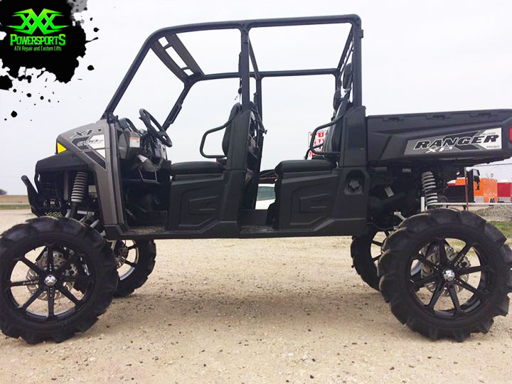 kawasaki brute force 3in. lift